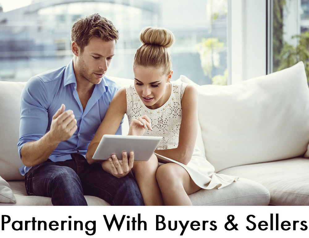 Partnering with Buyers and Sellers