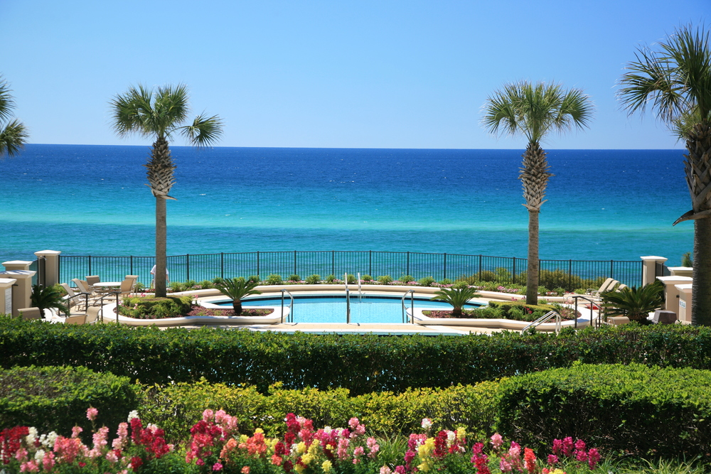 Bella Vita Gulf Front Pools