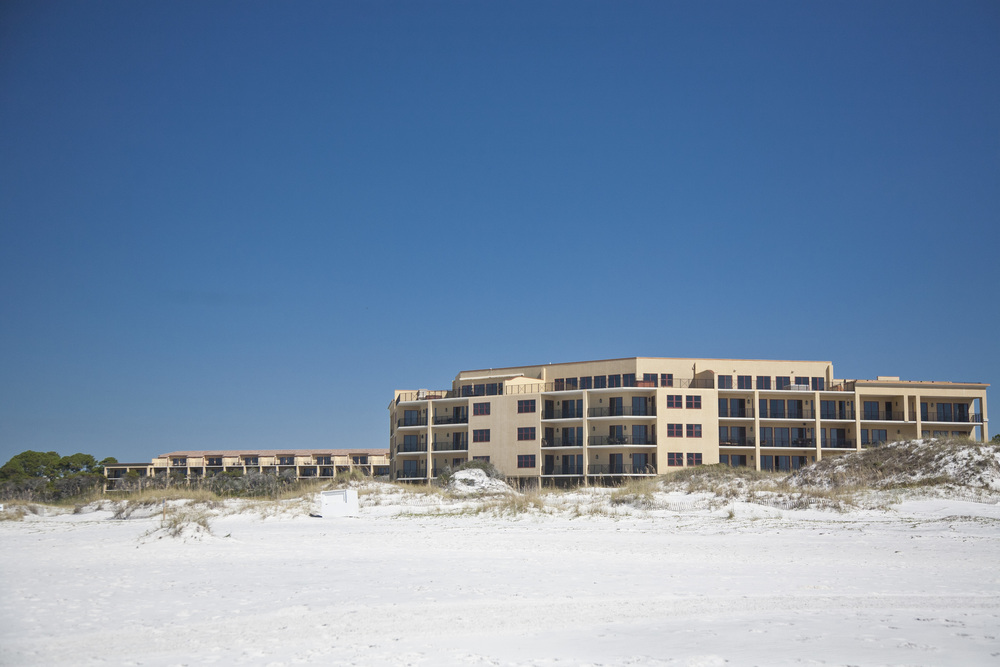 Sanctuary By the Sea Building