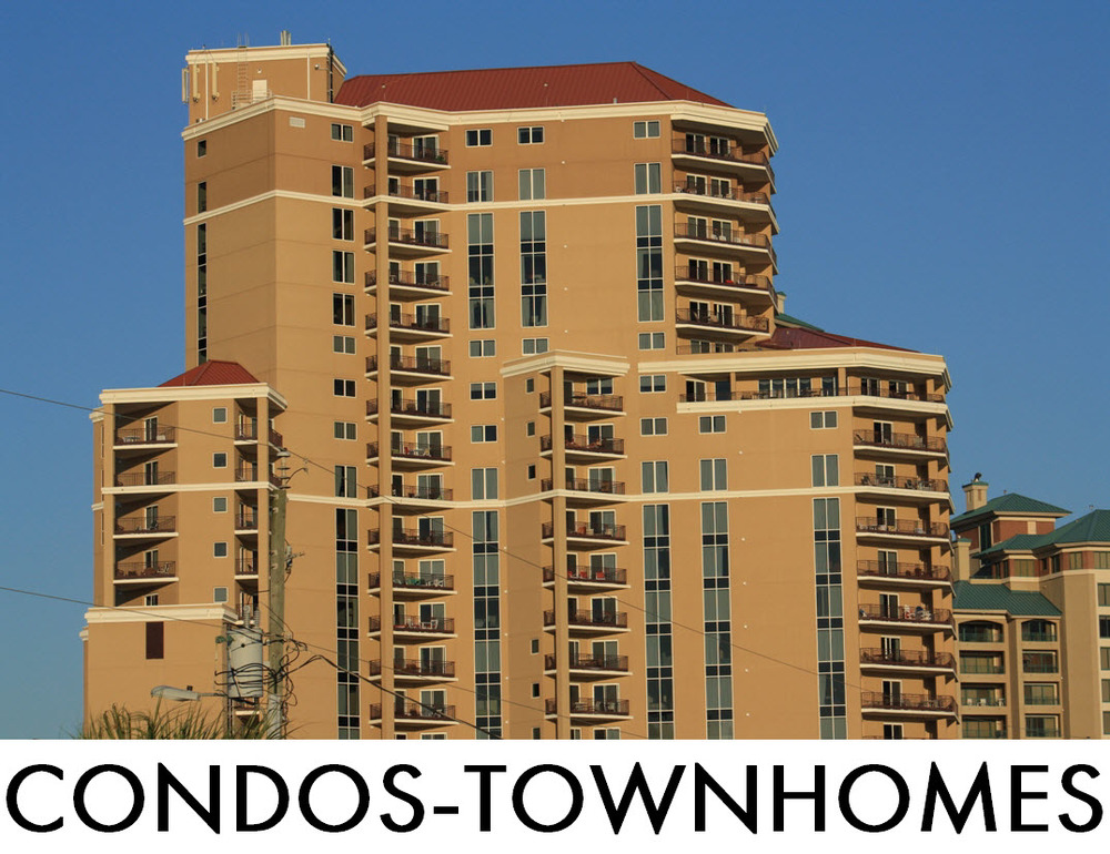 Search Condos and Townhomes