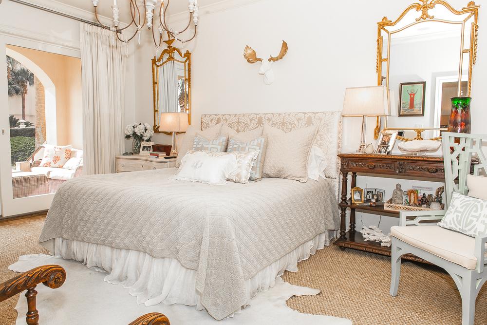 Bella Vita B107 Gulf Font Master Bedroom