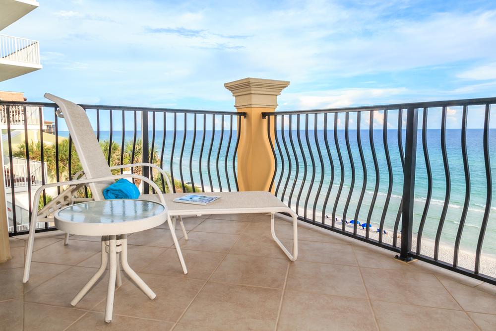 Adagio Penthouse A401 Gulf Front Terrace