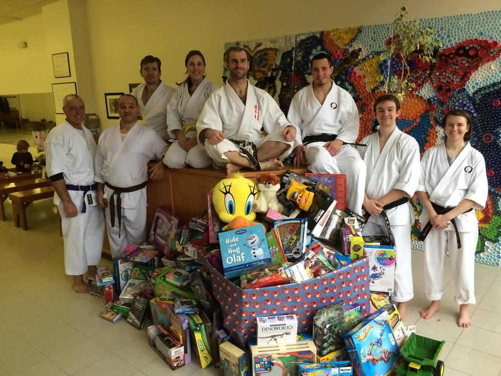 Toys For Tots TheDOJO Sensei Dan Rominski Rutherford NJ Karate 4.jpg