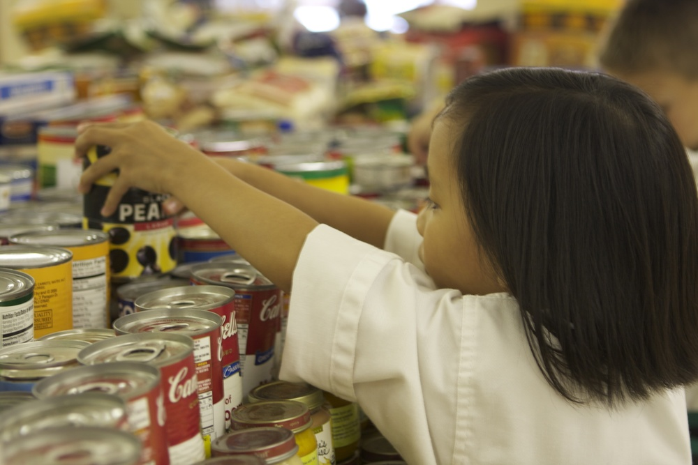 TheDOJO Food Drive raises 20,000 cans of food for Local Pantry