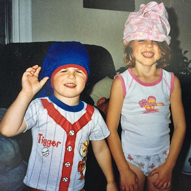 Happy 19th birthday to the best little brother around. Love and miss you so much T! 💙
