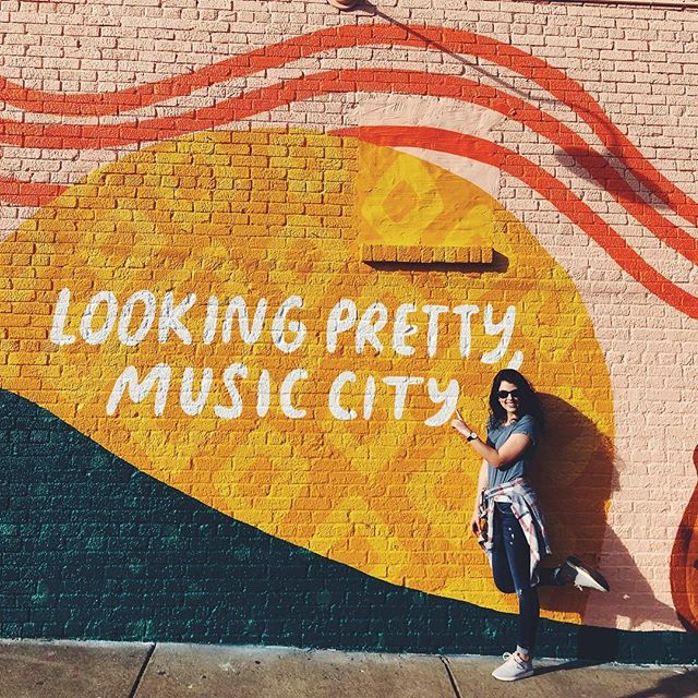 💛 #musiccity #nashville