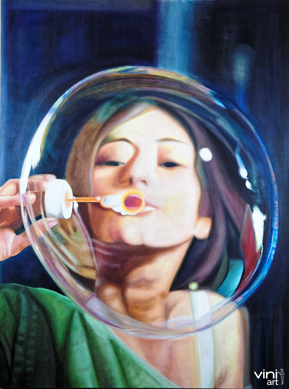 """Bubble Therapy"""