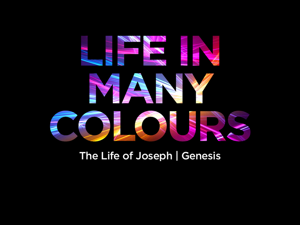 Life in many colours - view series