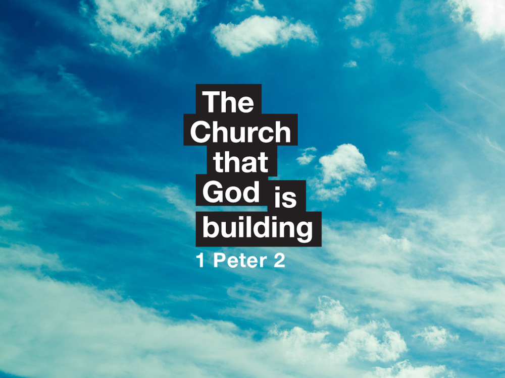 The Church that God is building - view series