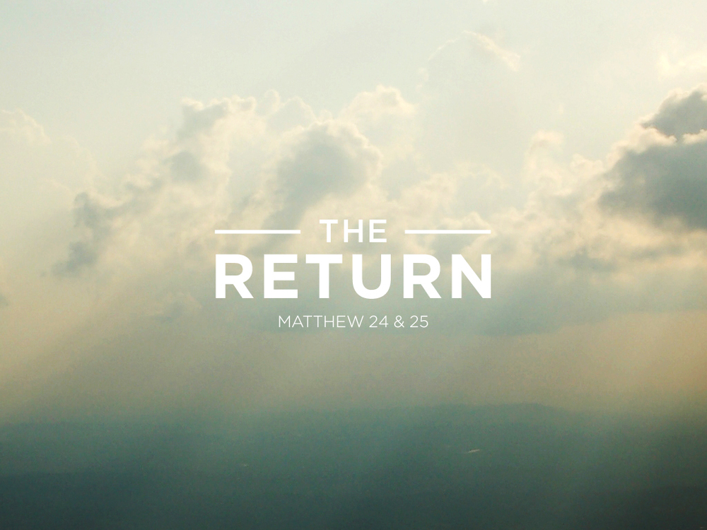 The Return - view series