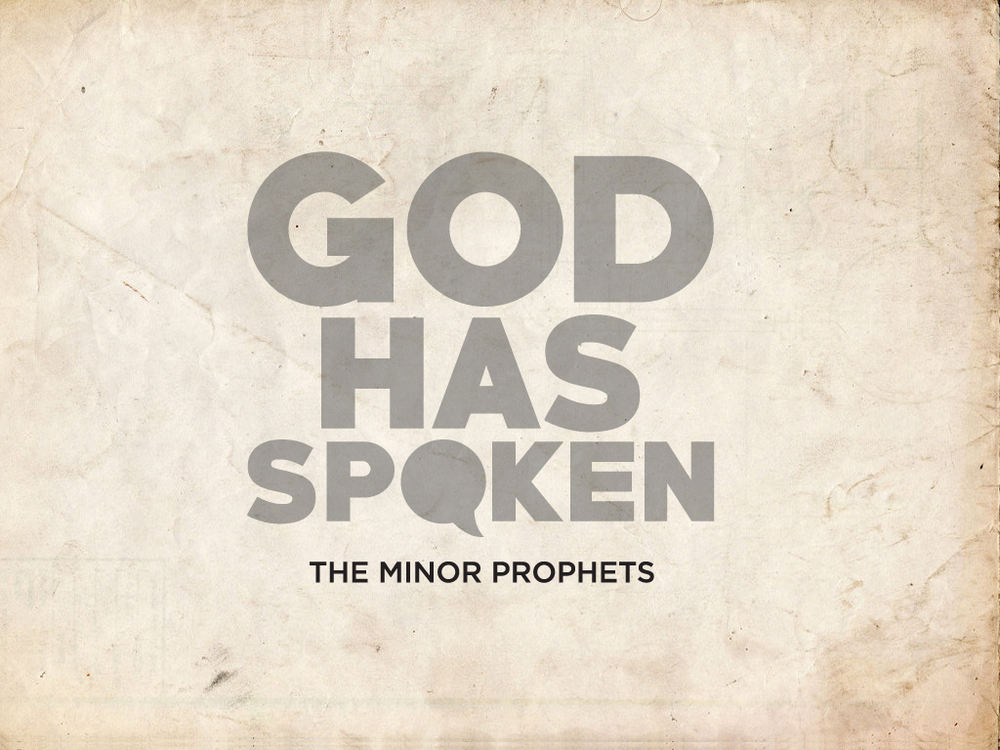God has spoken -View series