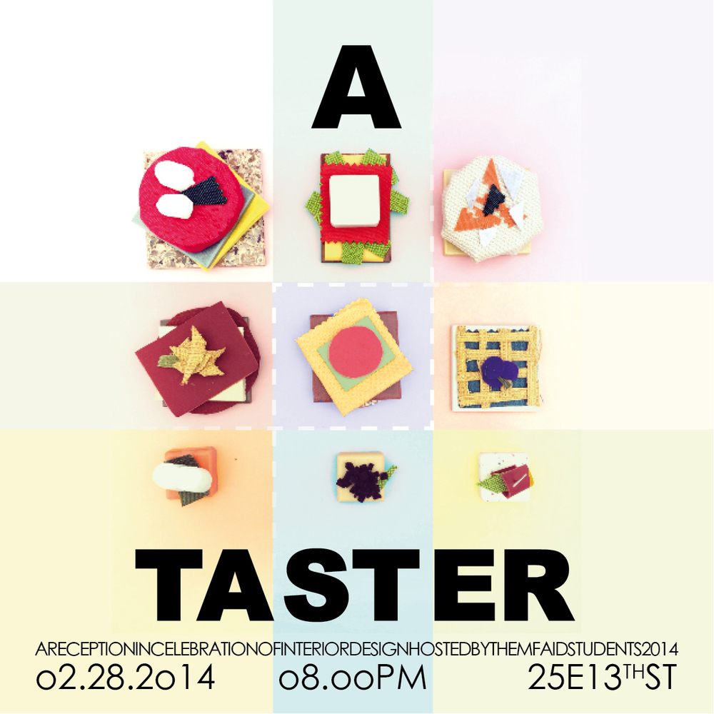Aftertaste Invitations