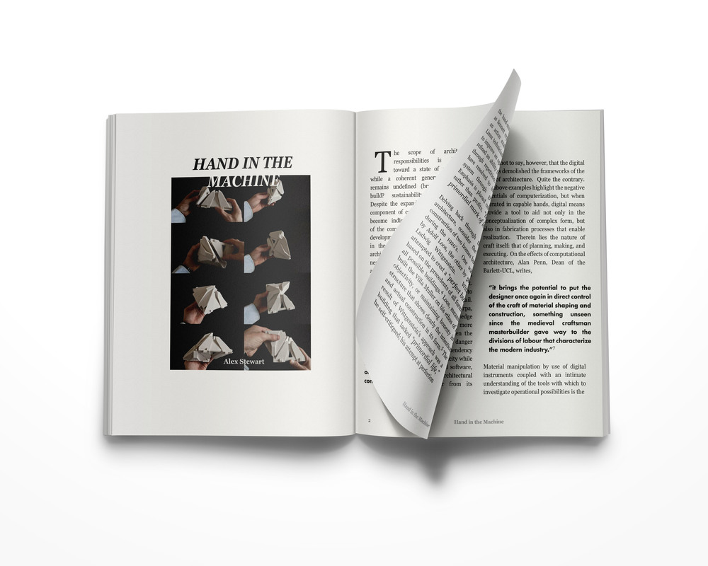 annual print edition