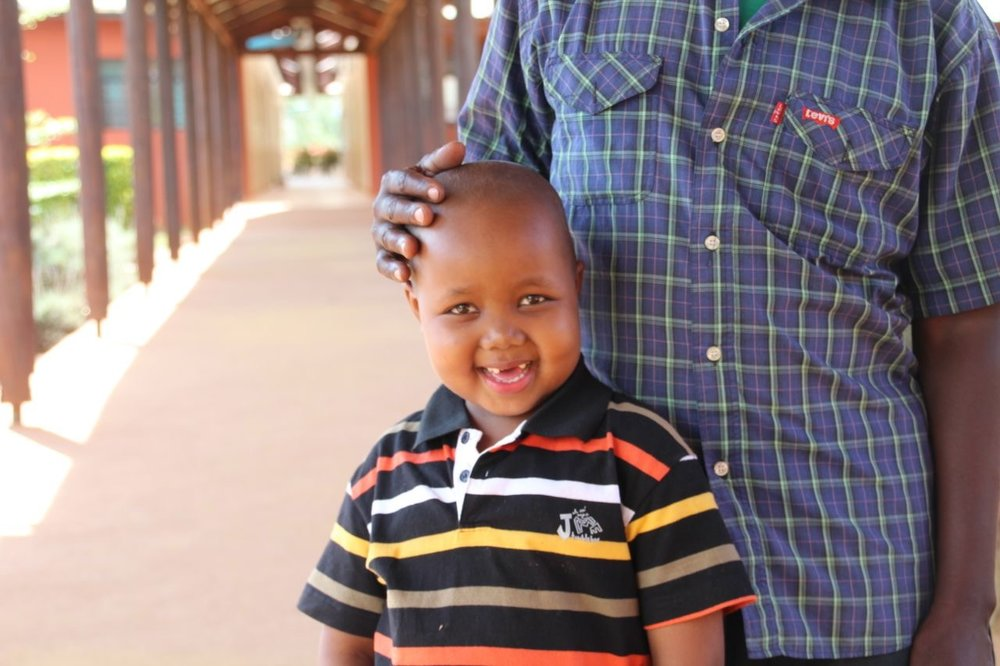 - Gracie was six years old when we first met her. She was obviously sick, presenting with a variety of nonspecific symptoms. The CBC revealed a highly elevated lymphocyte count. This led to further testing and a consultation with pathologists in the US confirmed the diagnosis of acute lymphocytic leukemia. Gracie was brought to Tanzania's only cancer treatment center, 10 hours by car from FAME. She was successfully treated and returned with her family to her home near Karatu. Over the next three years FAME provided follow-up treatment and monitored her lymphocyte count. With an indomitable spirit and an impish grin, she won the hearts of all whom she met.