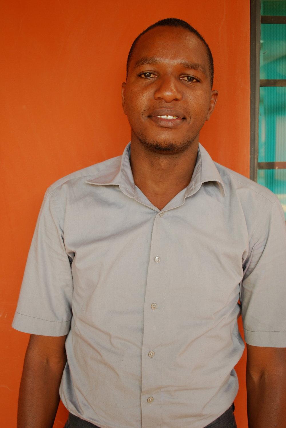 Onaely Mullumba  Head Radiology Technician