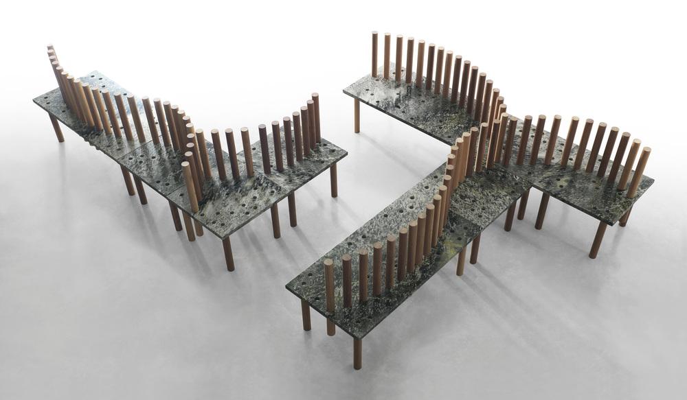 Kreoo's Grove bench