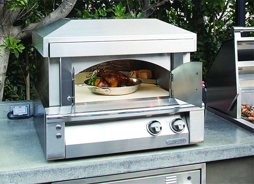 The Pizza Oven Plus from Alfresco