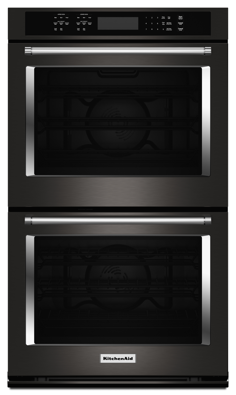 KitchenAid Black Stainless Double Wall Oven KODE500EBS.jpg