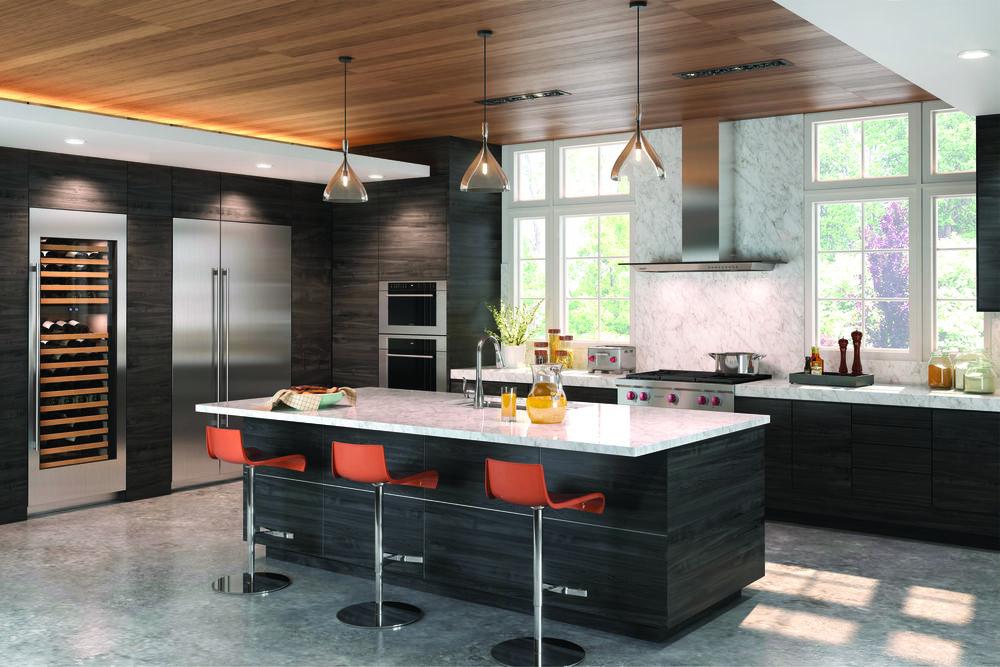 147 Best Images About Subzero Wolf On Pinterest Black Kitchen Countertops Subzero Refrigerator And Ranges