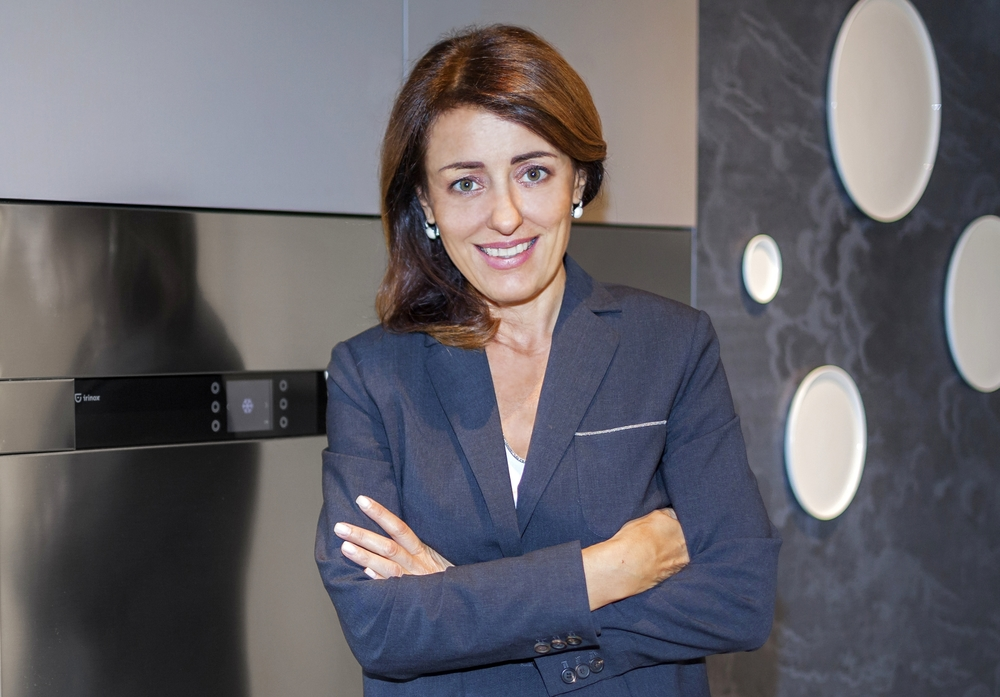Katia Da Ros, Vice President of Irinox
