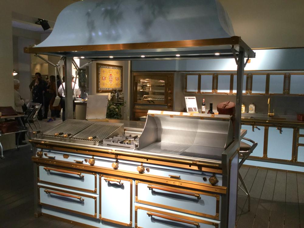 Cucina gullo le macchine da cucina di officine gullo photos officine gullo mimmagine officine - Officine gullo cucine prezzi ...