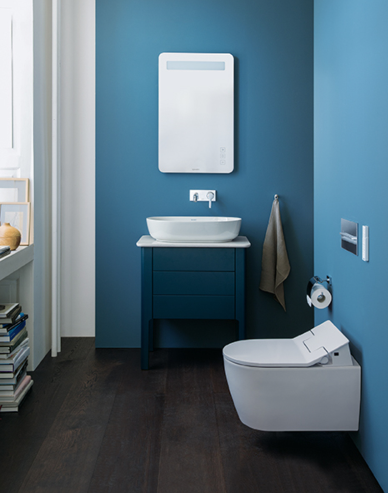 Fall in Luv with Duravit — DESIGN ON TAP