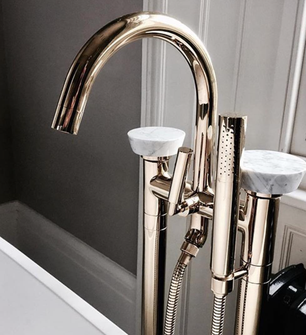 The Many Facets of Watermark Faucets — DESIGN ON TAP