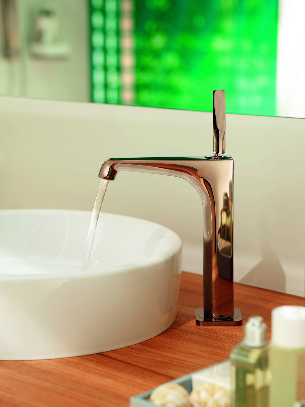 AXOR_Citterio_E_Single-Hole Faucet, Medium_Polished red gold.jpg