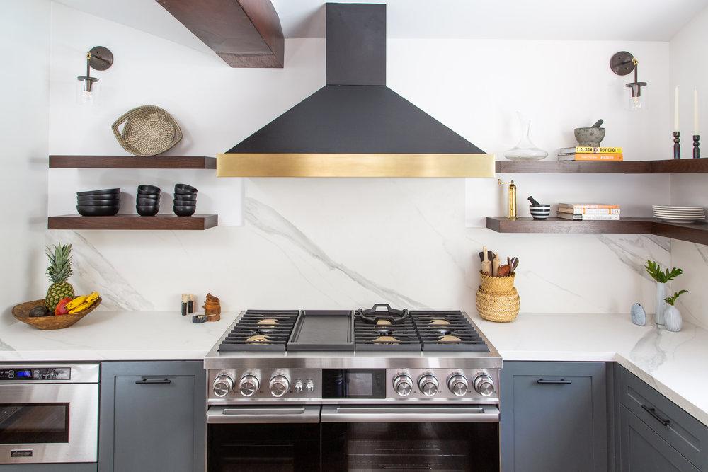 Editor Linda Grasso Reveals Her New Dacor Kitchen In Ventura Blvd Magazine  U2014 DESIGN ON TAP