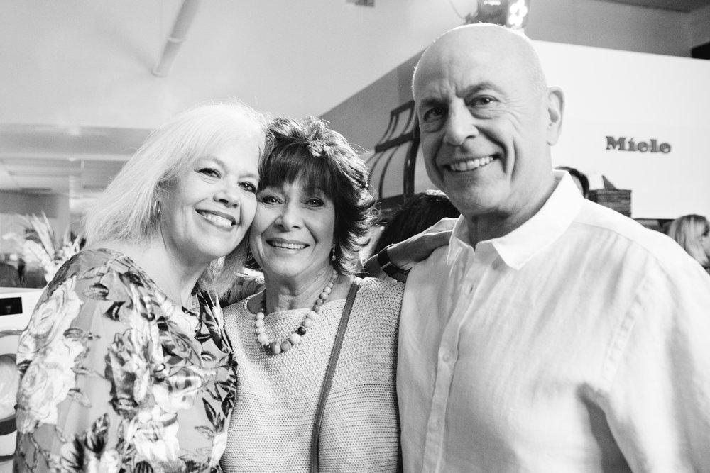 Michelle Cohn, Elaine Morrison, Richard Rothenberg
