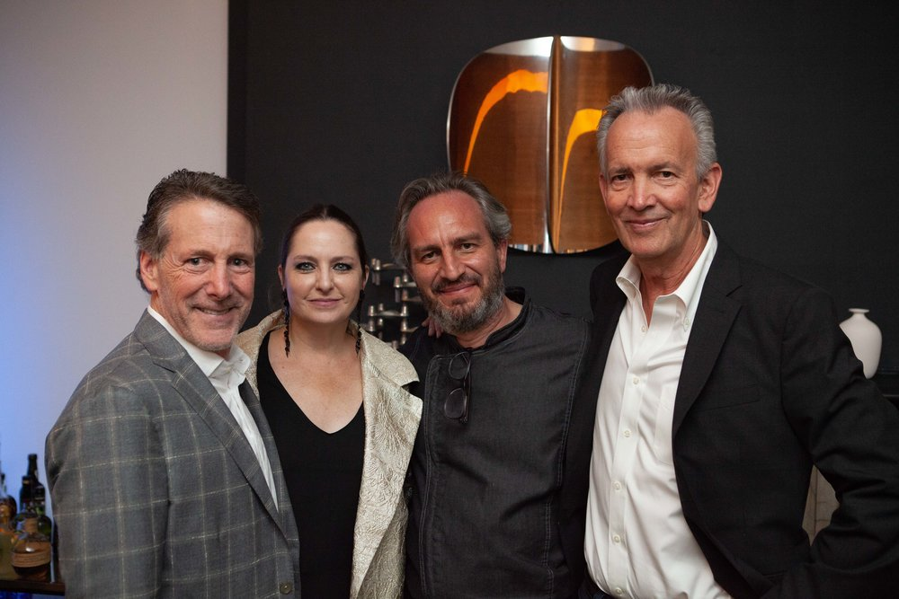 Russ Diamond, Kimberly Denman, Laurent Rebuffel, Michael Wollaeger