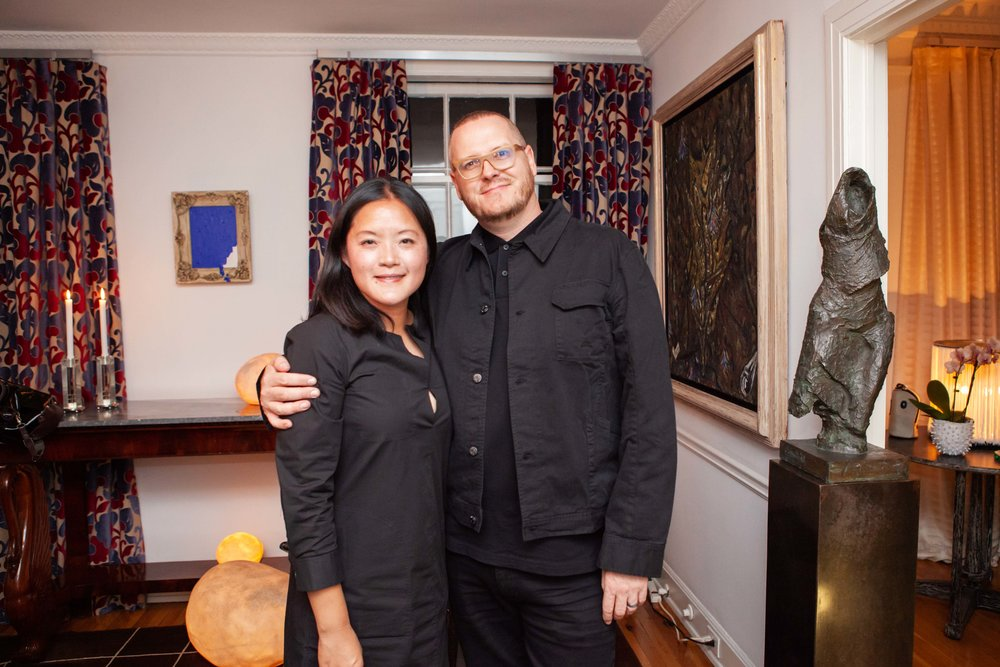 Peggy Hsu, Chris McCullough
