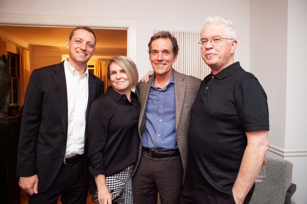 Ed Ogosta, Chris Barrett, Tim Barber, Kerry Joice