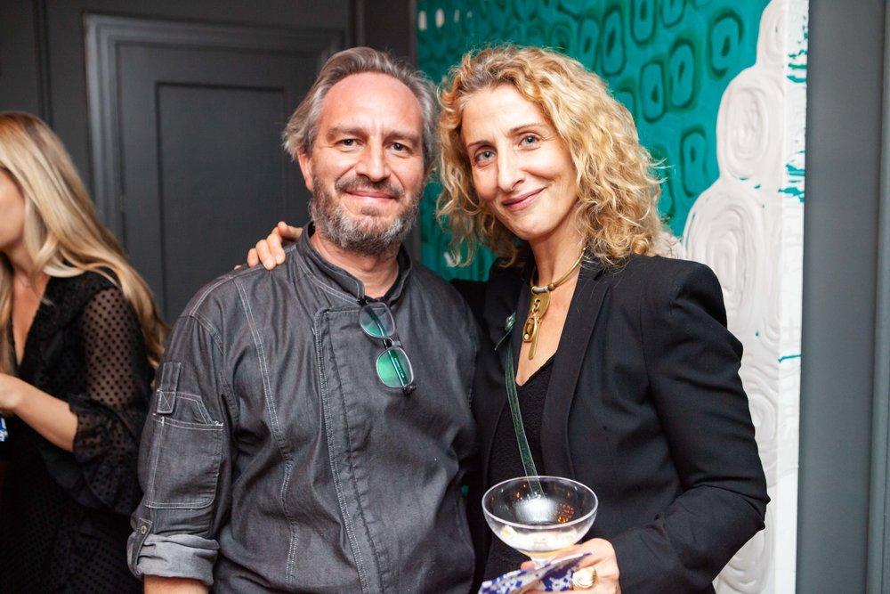 Laurent Rebuffel, Dana Joy Altman