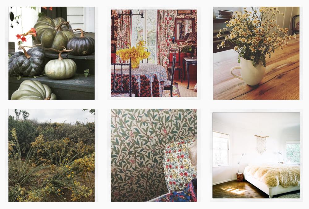 The pretty, seasonal vibes of  @laurensoloffinteriors .