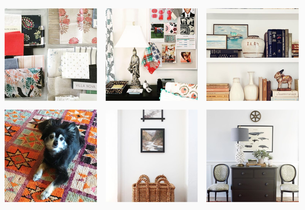 We also adore  @burnhamdesign 's pooch-infused feed!