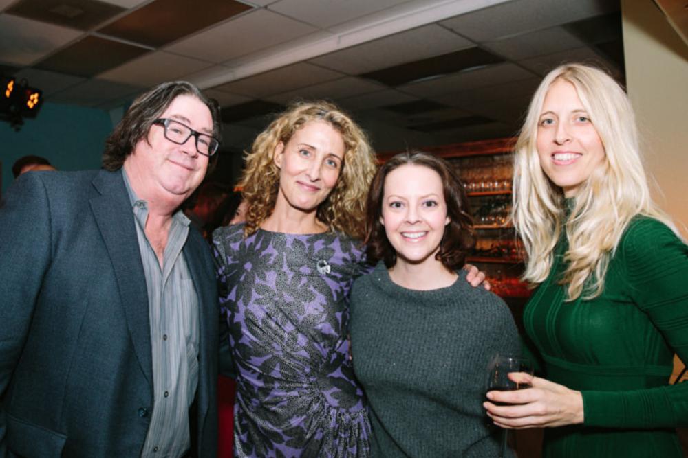 Chris Welch, Dana Joy Altman, Kelley Jackson, Isla Schmidt
