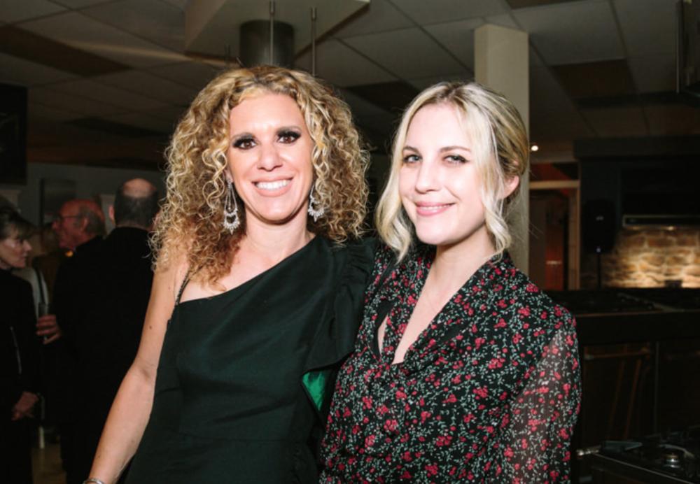 Veronica Litberg, Allison Robertson