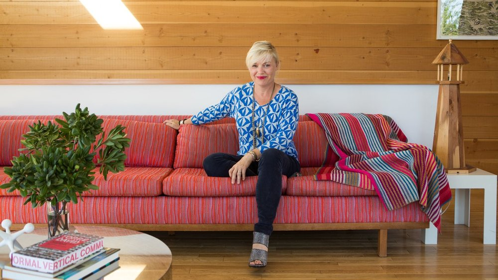 Architect Barbara Bestor,  via Architectural Digest/Laure Joliet