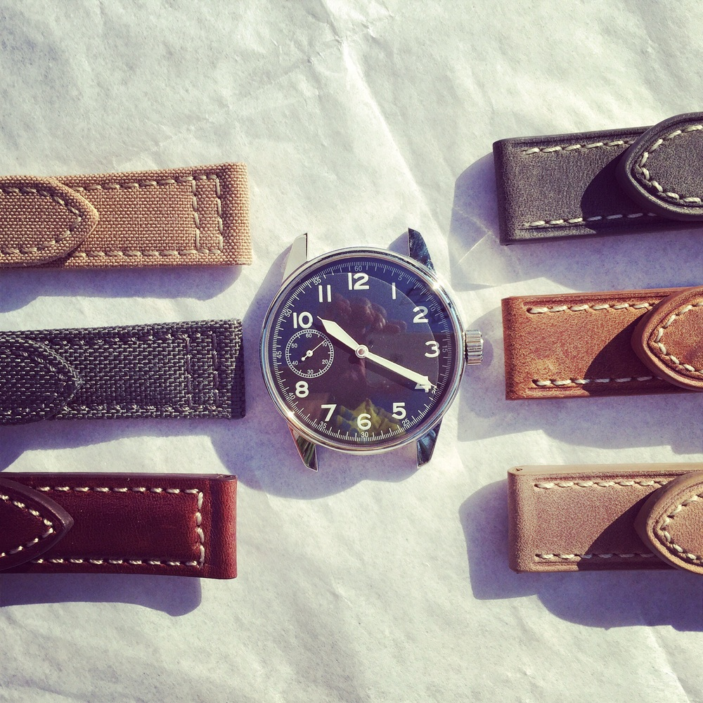 9c401cbf349 The new watch straps arrived — Origin Watch Co.