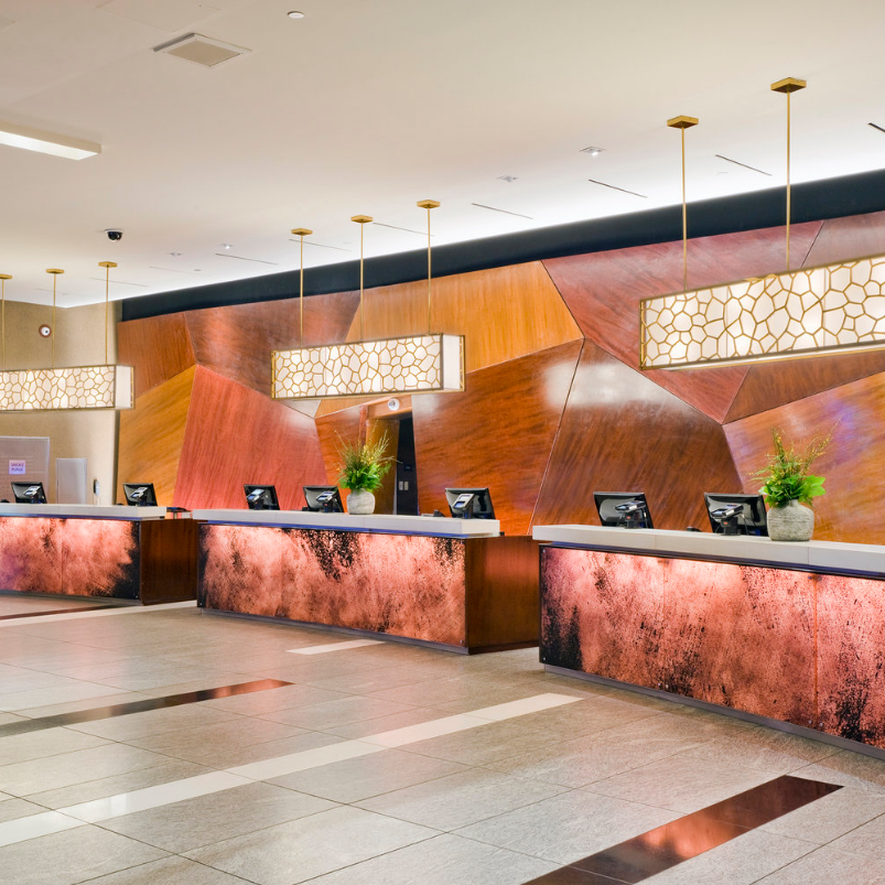 Westin Times Square | Spike Lighting | Interiors & Product