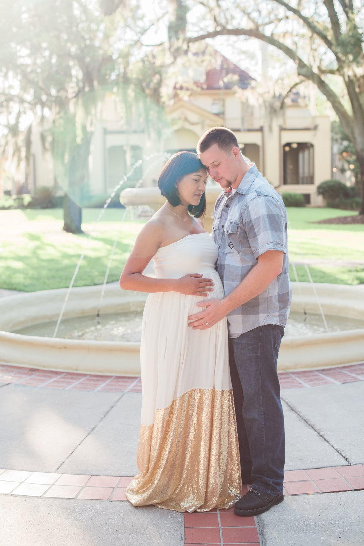 Gainesville Florida Maternity Photographer Sarah Danielle Portraits