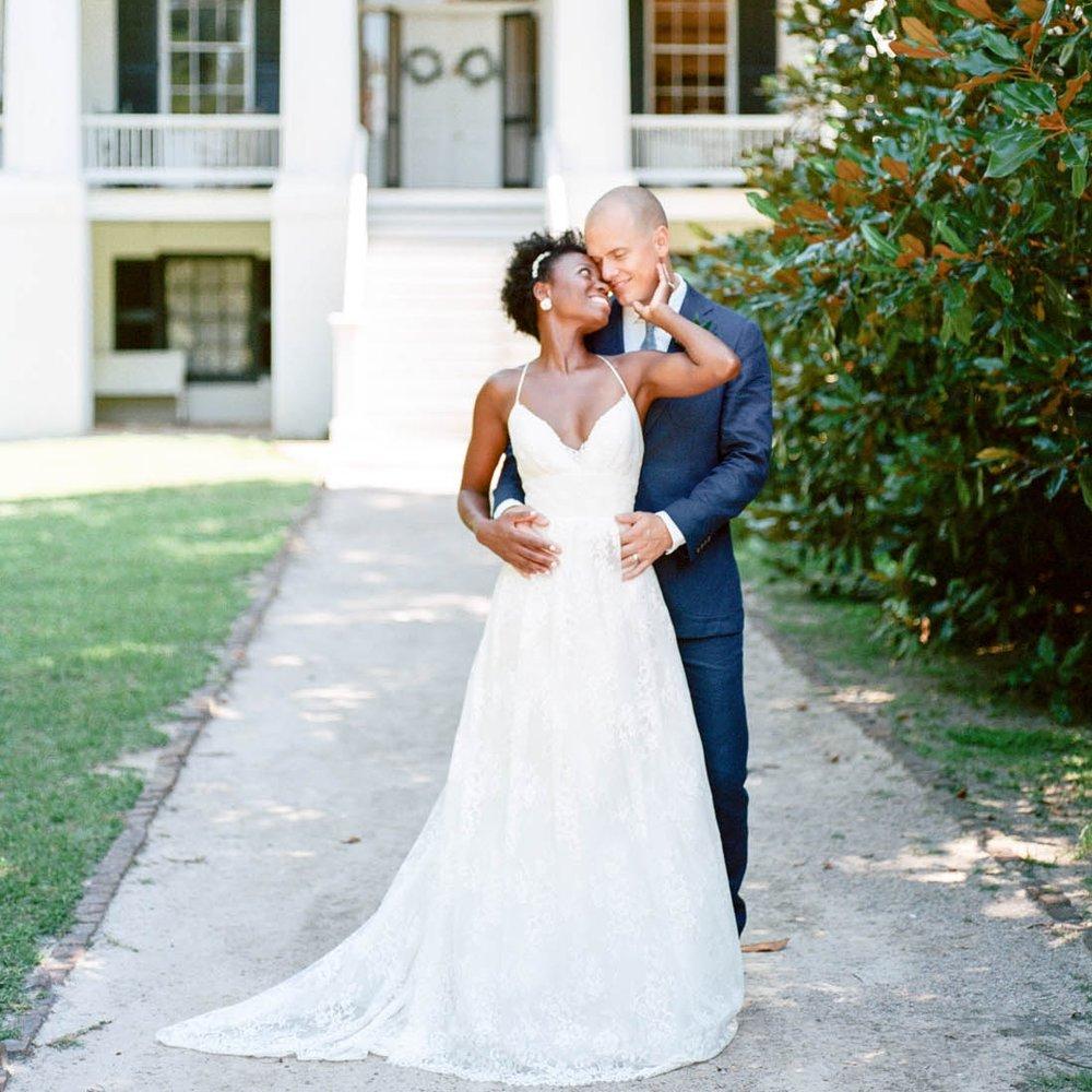 Lowcountry Wedding Inspiration at South Carolina's Wavering Place