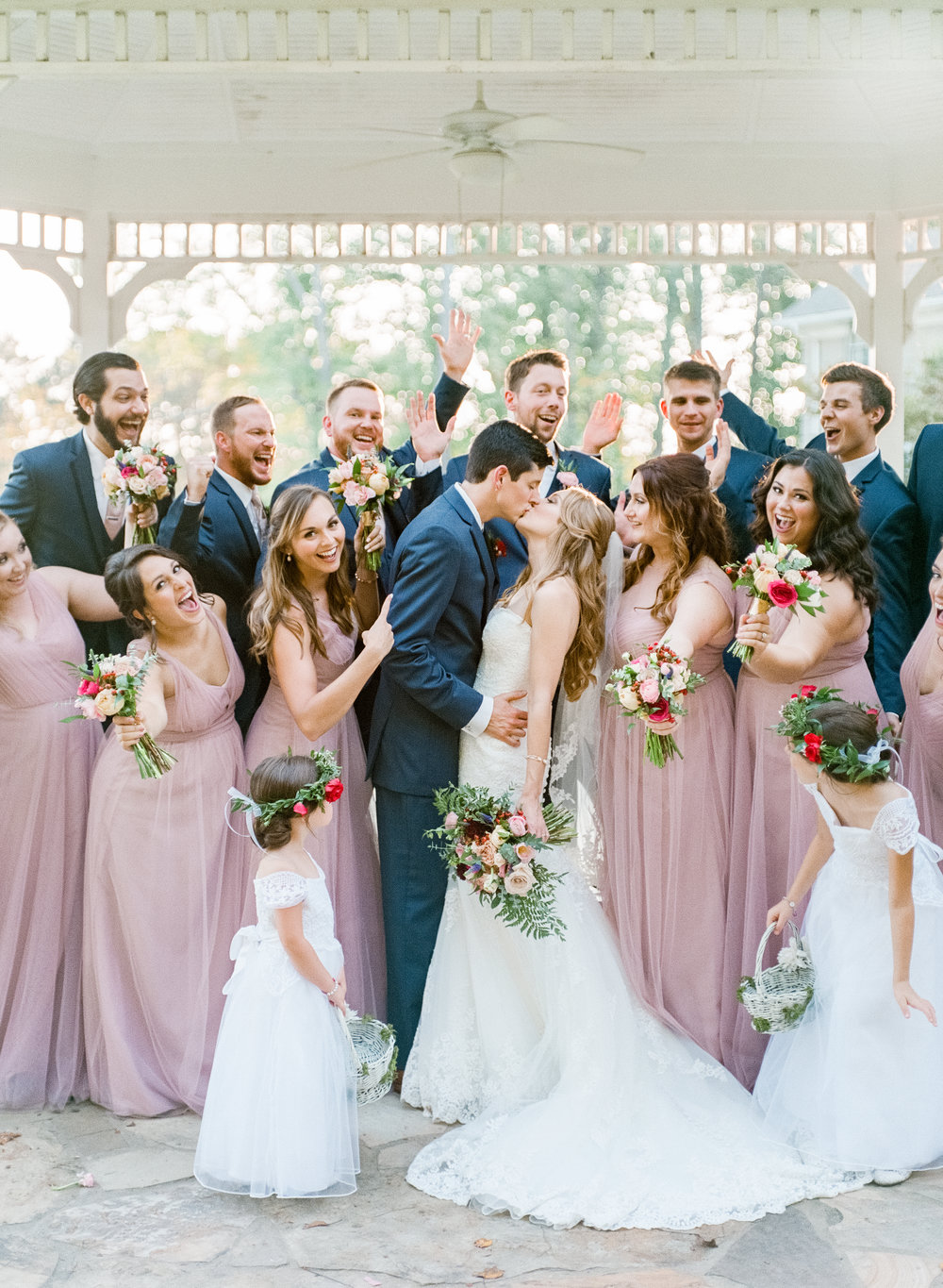 Allison Pedigo Photography -  Byrd Wedding
