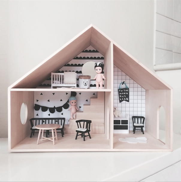 Homely Creatures Dolls House