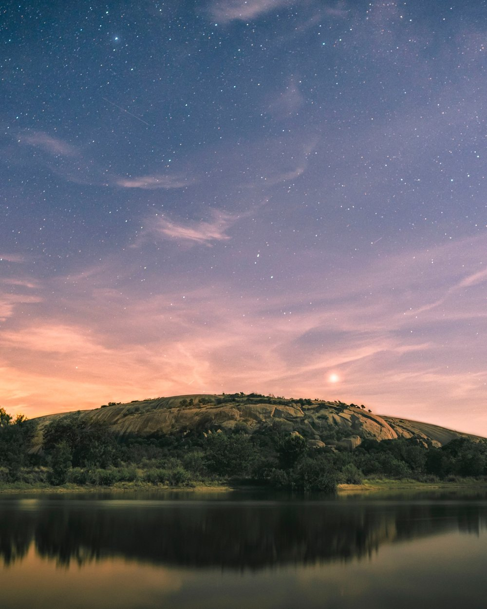 Enchanted Rock, near Fredericksburg, Texas. Photo by  Jake Fagan  on  Unsplash