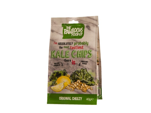 Original Cheezy Kale Chips