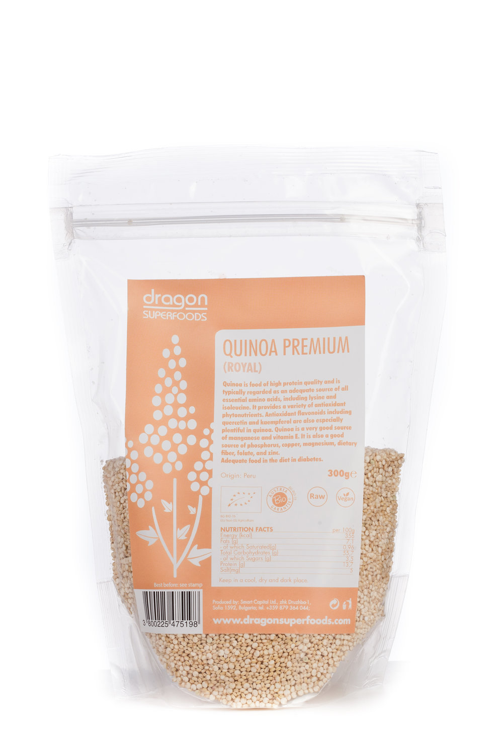 quinoa royal premium