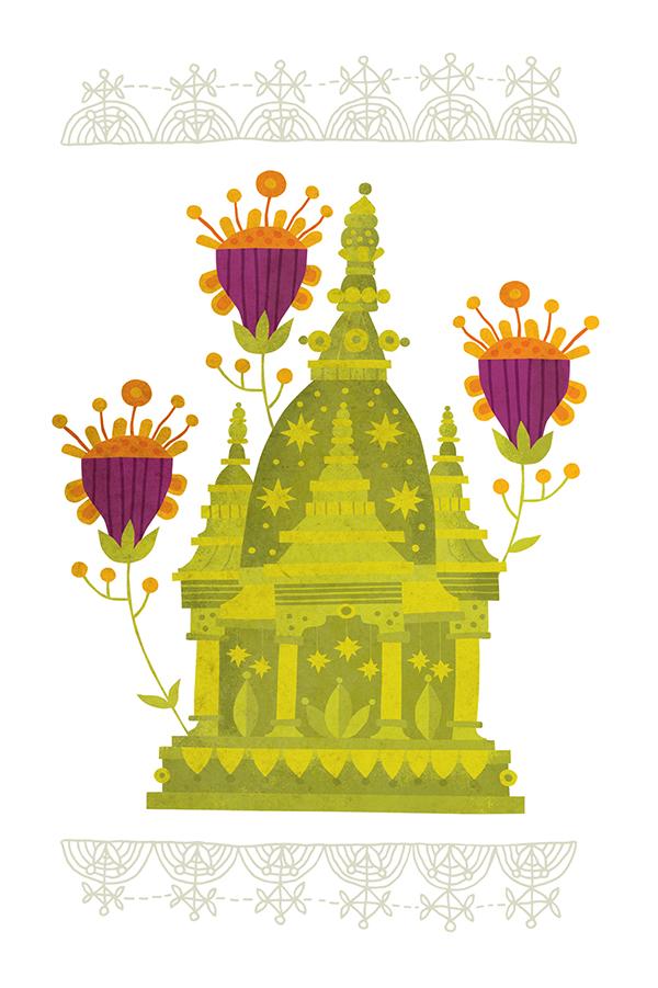 Tamandua Temple
