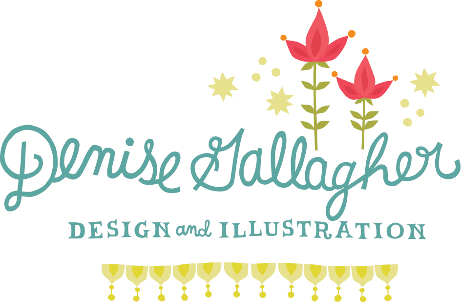 Denise Gallagher Design & Illustration